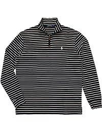 Polo Ralph Lauren Men\u0026#39;s Long Sleeve Striped Pullover