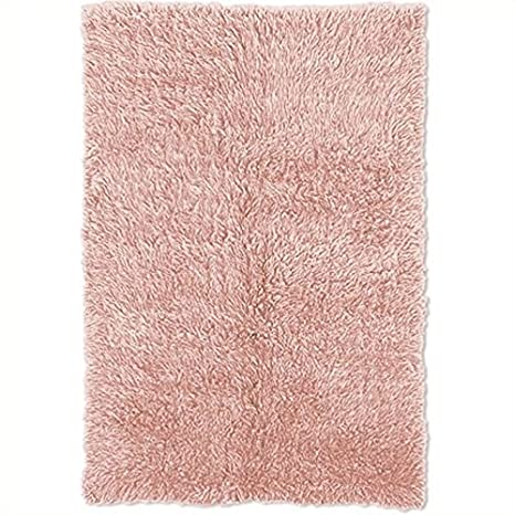 Amazon Com Riverbay Furniture 2 4 X 4 8 Area Rug In Pastel Pink