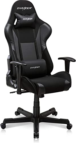DXRacer PC Gaming Chair Racing Style Office Computer Seat Height Adjustable Recliner