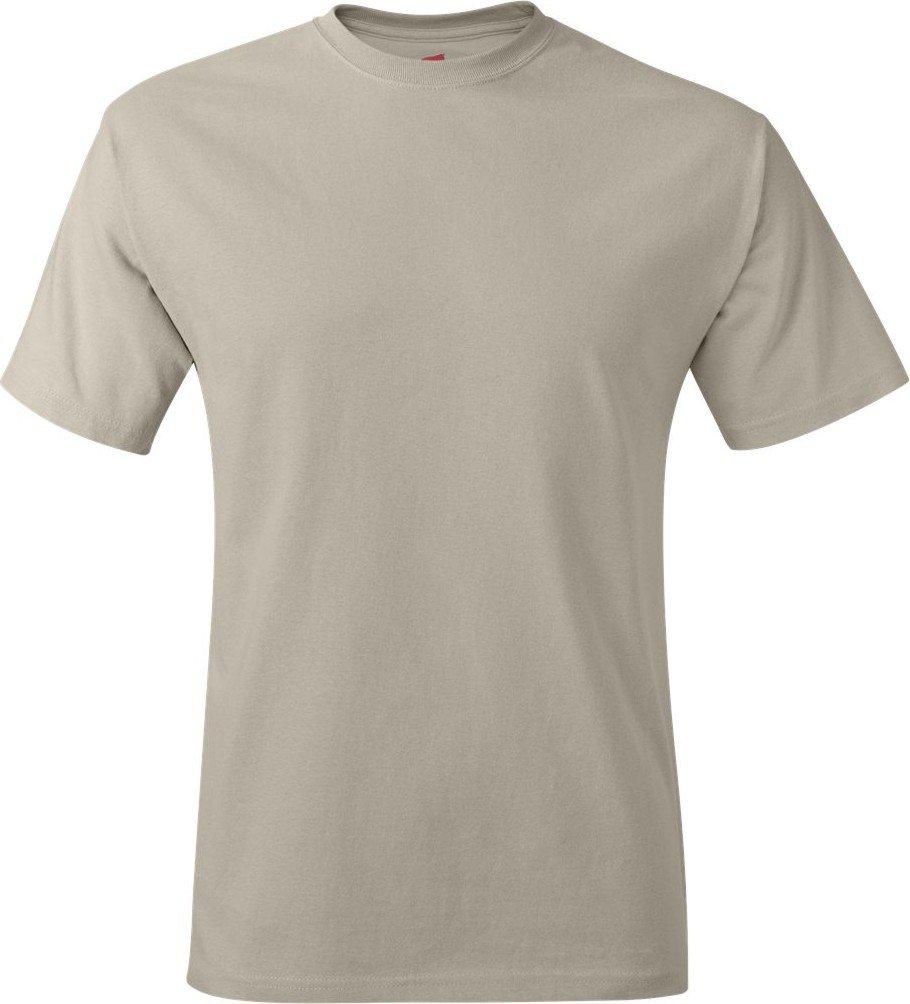 Hanes Tagless Comfort 100% Cotton Heavyweight T-Shirt HA-5250X