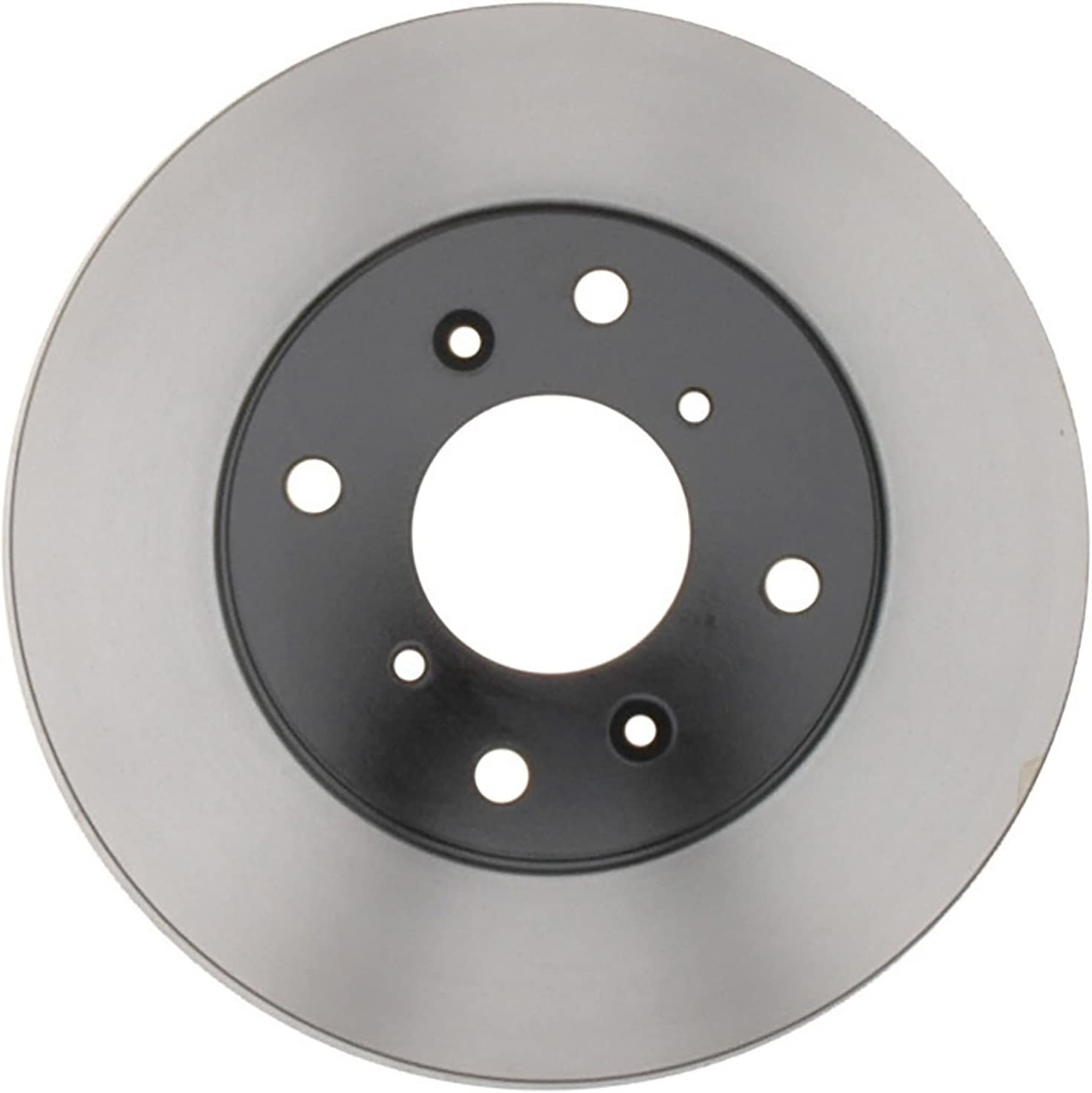 ACDelco 18A869AC Advantage Coated Front Disc Brake Rotor