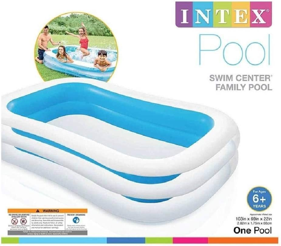 Intex - Piscina familiar Swim Center - Piscina para niños - Piscina para niños - 26
