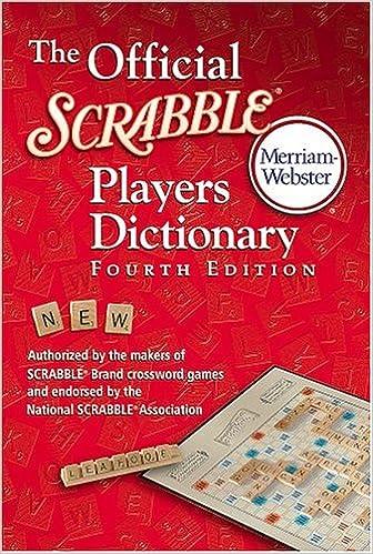 The Official Scrabble Players Dictionary: Amazon.es: Merriam-Webster Inc.: Libros en idiomas extranjeros