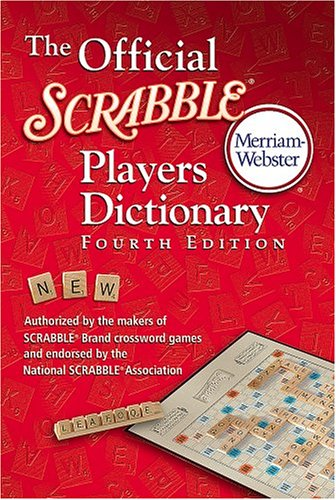 The Official Scrabble Players Dictionary (Scrabble Official)