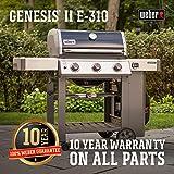 Weber 66011001 Genesis II E-310 Natural Gas