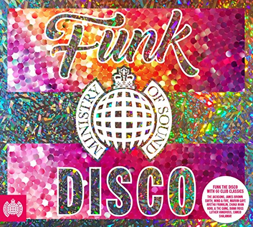 VA - Ministry Of Sound Funk The Disco - 3CD - FLAC - 2016 - NBFLAC Download