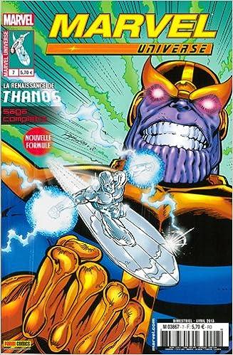 Marvel Universe, N° 7 :