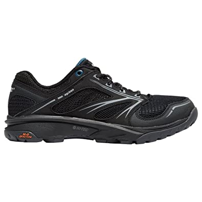 Speed Life Breathable Ultra Men's Walking Shoes Black 10