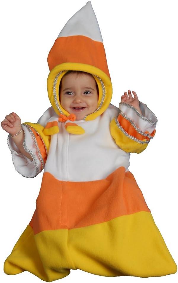 Dress up America - Bebé palomita de maíz Dulce, Disfraz Talla 0-12 Meses (402-12mo): Amazon.es: Juguetes y juegos