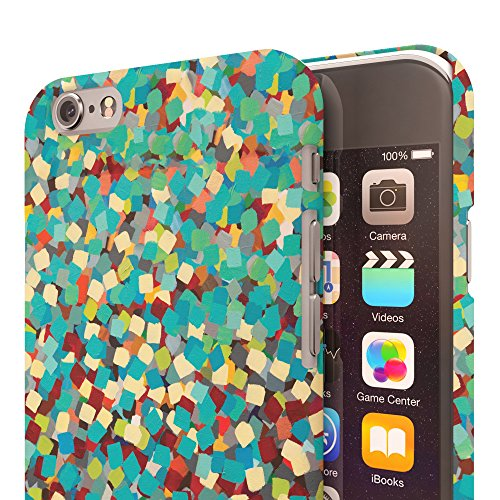 Koveru Back Cover Case for Apple iPhone 6 - Boxes Pattern