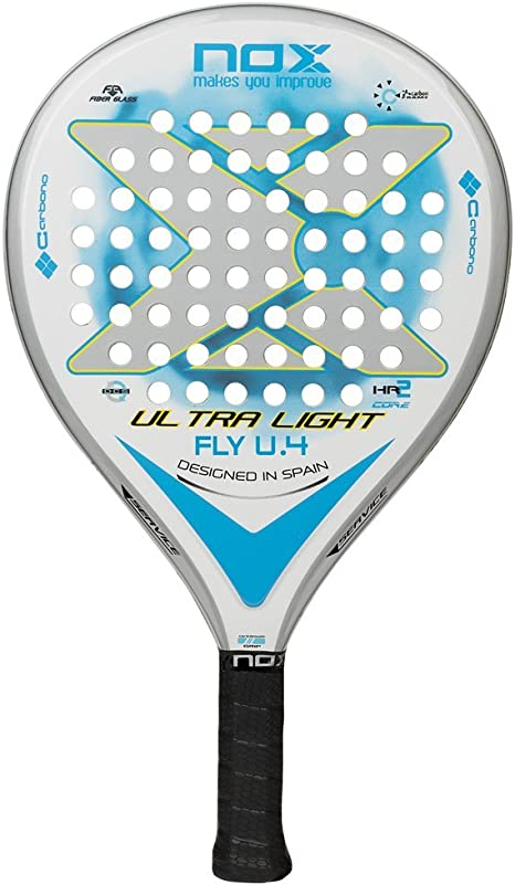 Pala NOX Ultralight FLY U.4: Amazon.es: Deportes y aire libre