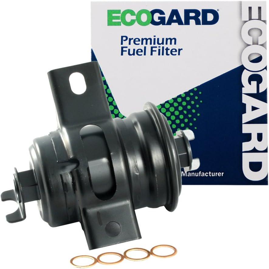 amazon.com: ecogard xf54604 engine fuel filter - premium replacement fits  toyota pickup, 4runner, celica: automotive  amazon.com