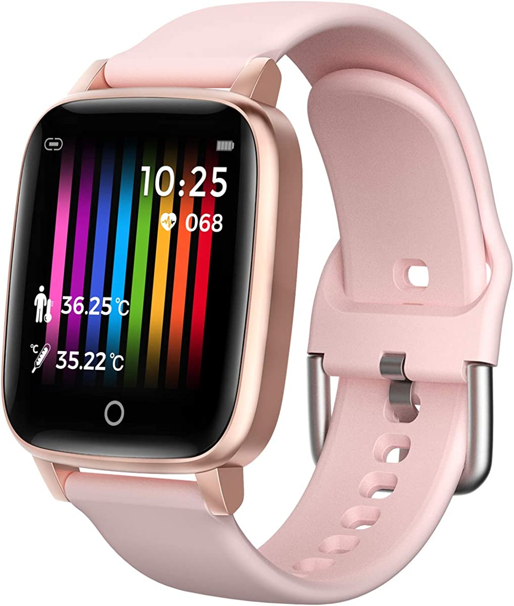 Fitness Tracker Blood Pressure Heart Rate Monitor Health Smart Watch Long Standby Activity Tracker Pedometer Sleep Monitor