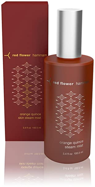 Amazon.com: Rojo Flor Naranja Quince sala de vapor mist-3.4 ...