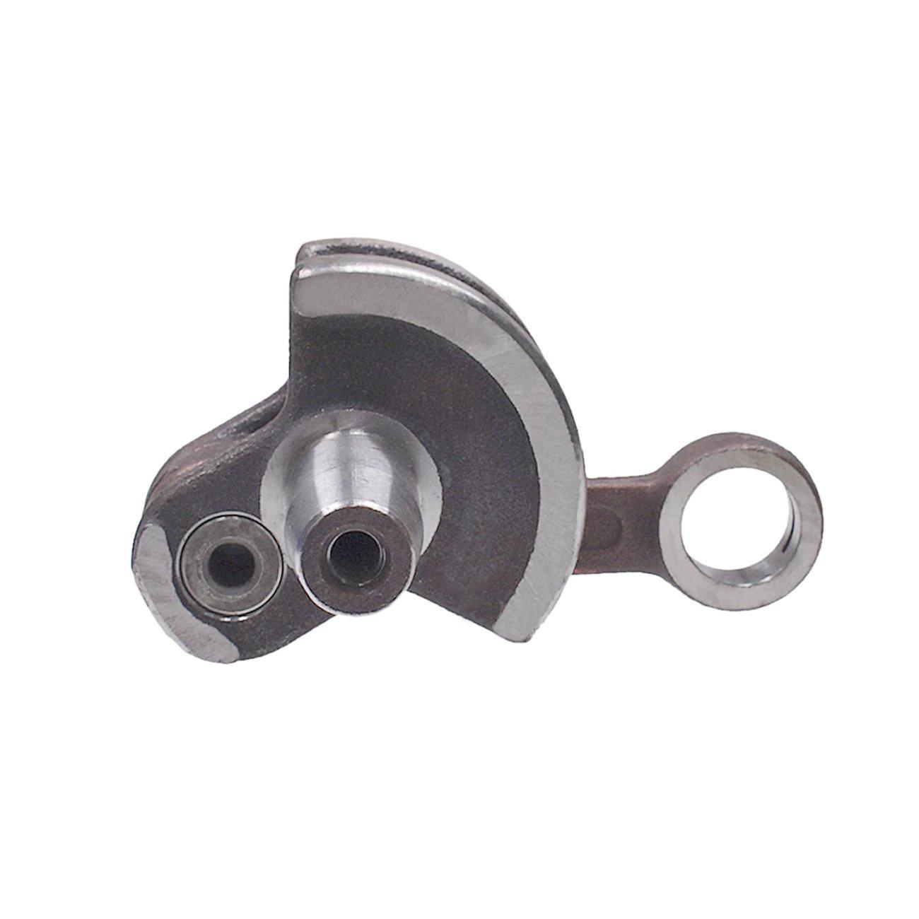 JRL 40/mm Kurbelwelle Kurbel Schaft Half Circle Fit 47/cc Mini Motor Pocket Bike