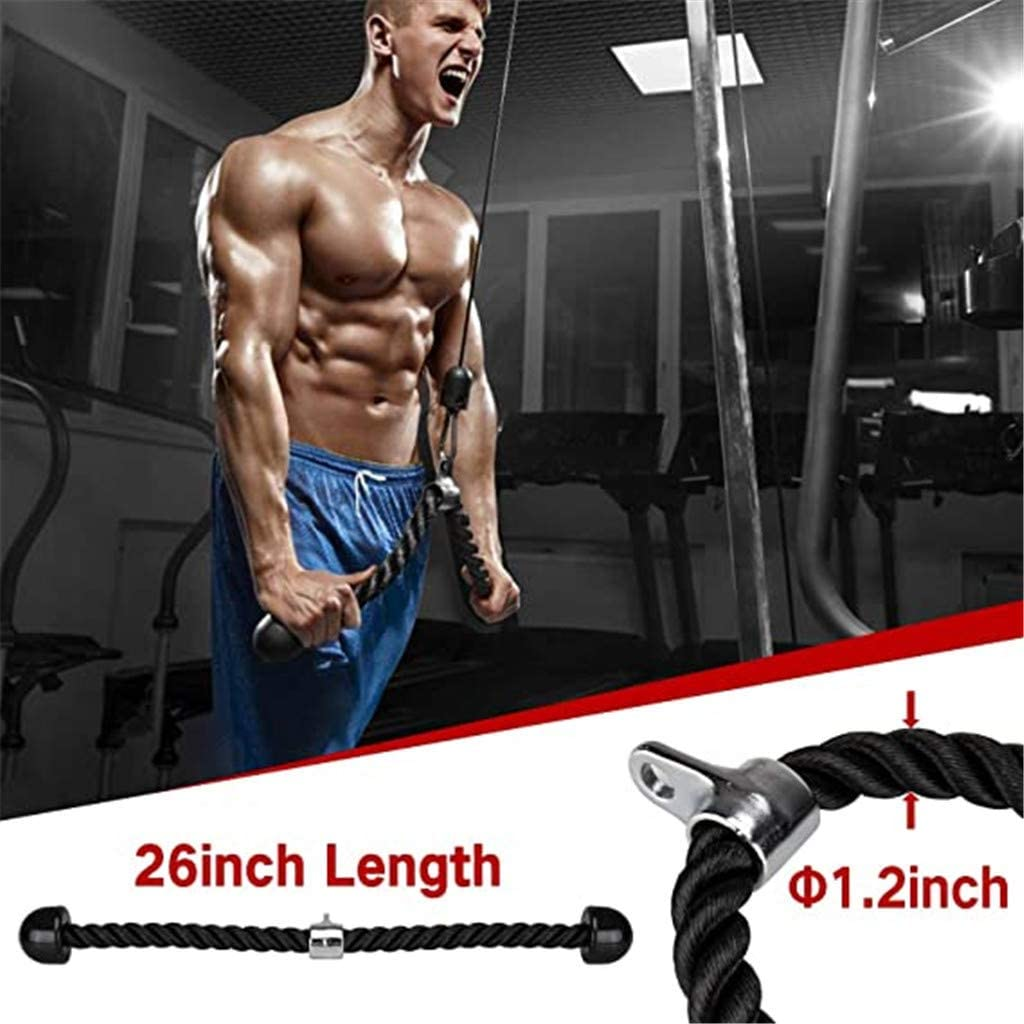Sannysis Indoor and Outdoor Lifting Forearm Arm Strength Fitness Equipment, Strength Training Arm Machines, Back Machines.Core & Abdominal Trainers to Train Biceps, Triceps, Shoulders, Back(A) : Sports & Outdoors