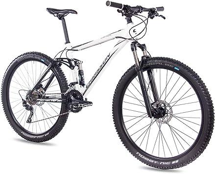 CHRISSON Fully Hitter FSF - Bicicleta de montaña (29 Pulgadas ...