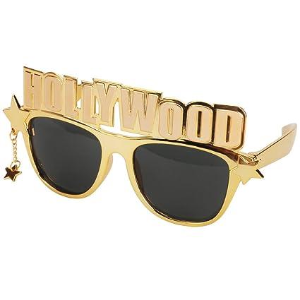 Amazon.com: Hollywood Gafas de sol - Novedad Sombras, Fiesta ...