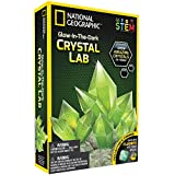 Glow-in-the-Dark Crystal Growing Science Kit by NATIONAL GEOGRAPHIC