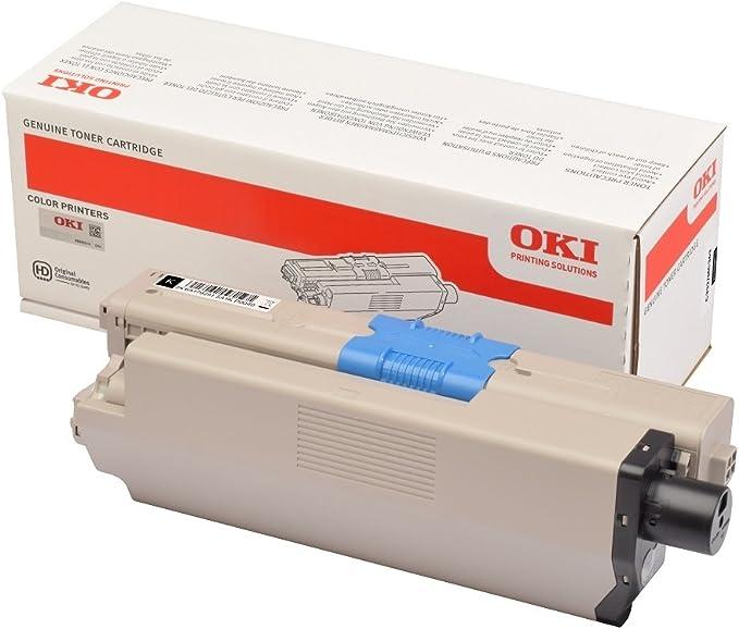 Oki Toner Schwarz C332 Mc363 1 5k Bürobedarf Schreibwaren