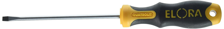 Elora 545021005500 0.8x4.0mm//4 Screwdriver for plain slotted Screws