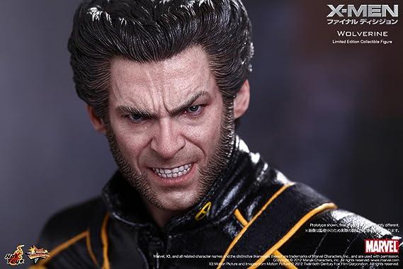 1//6 scale X-Men The Last Stand Wolverine Head Sculpt