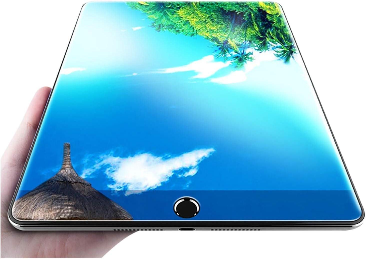 JYBHSH Vidrio Templado for iPad 2017 2018 9.7 Protector de Pantalla for iPad Air 1 2 3 4 5 Película Protectora for iPad Pro 11 2020 10.5 9.7 (Color : For iPad min 1 2 3)