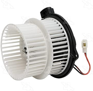 Four Seasons 76933 New Blower Motor With Wheel