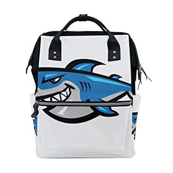 Amazon.com: Evil Shark Sea Ocean Underwater Animal Large ...