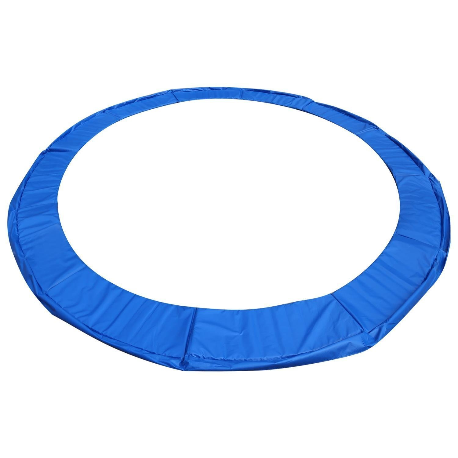 Professional 14FT Trampoline Safety Pad Round Frame Replacement US STOCK