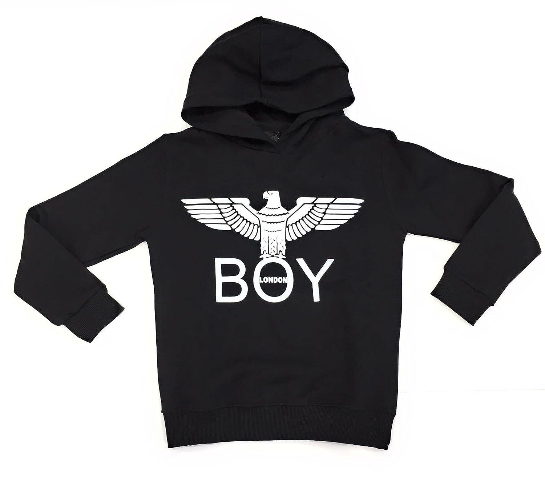 Boy London Bambino GFBL183200J Nero Felpa Inverno
