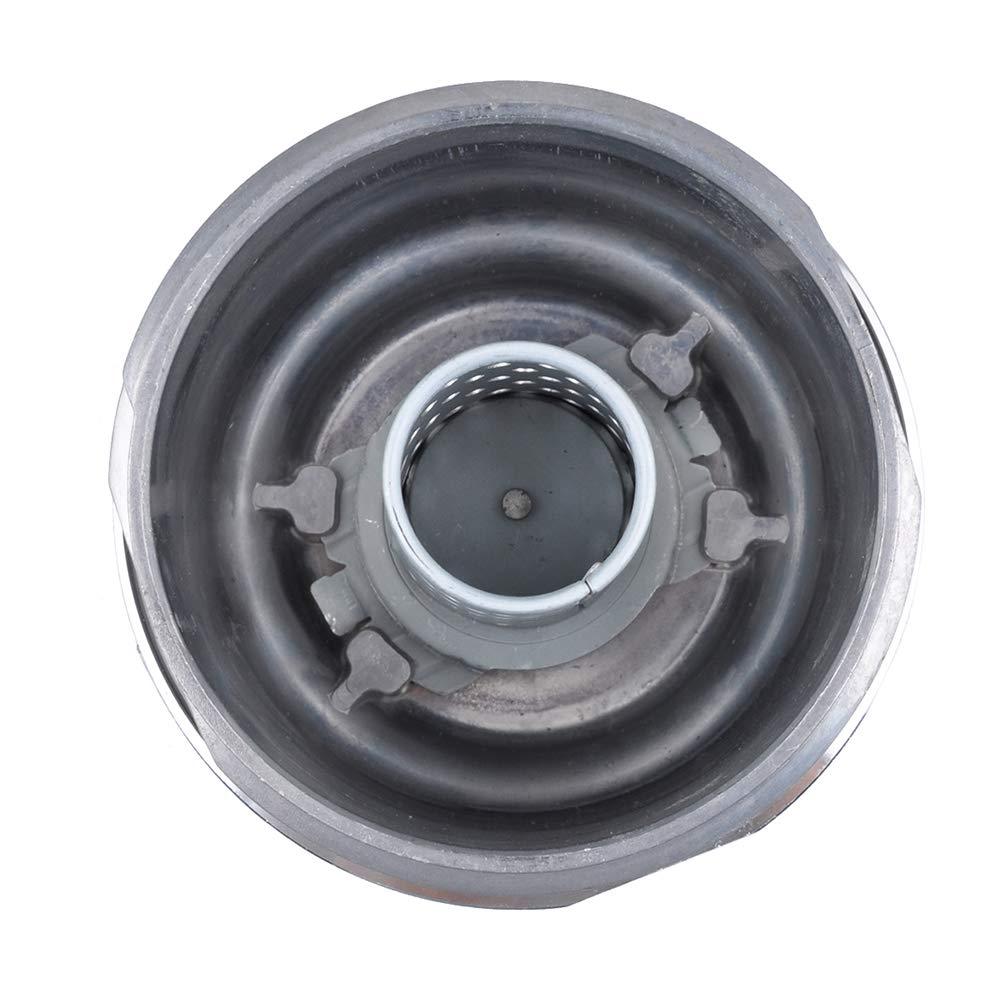 MeterMall Para Toyota Camry Lexus SCION OE 15620-31060 15643-31050 Tapa de la carcasa del filtro de aceite enchufe auto accesorios