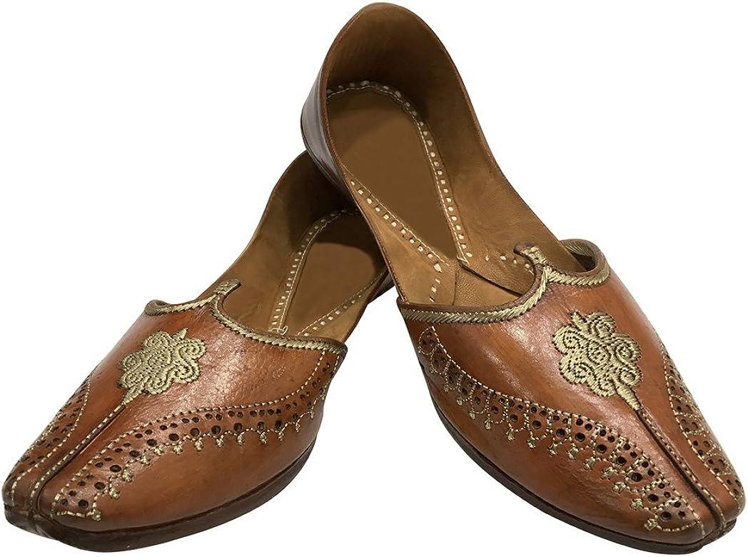 Step n Style Maharaja Look Old Mens Khussa Shoes Mojari Punjabi Jutti Ethnic Hobo