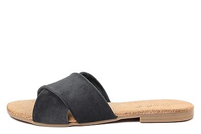 LIONELLAEFFE ECCELLENZA TOSCANA Damen   Sandale   Glattleder   300_Grigio_Scuro
