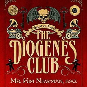 The Man from the Diogenes Club Audiobook