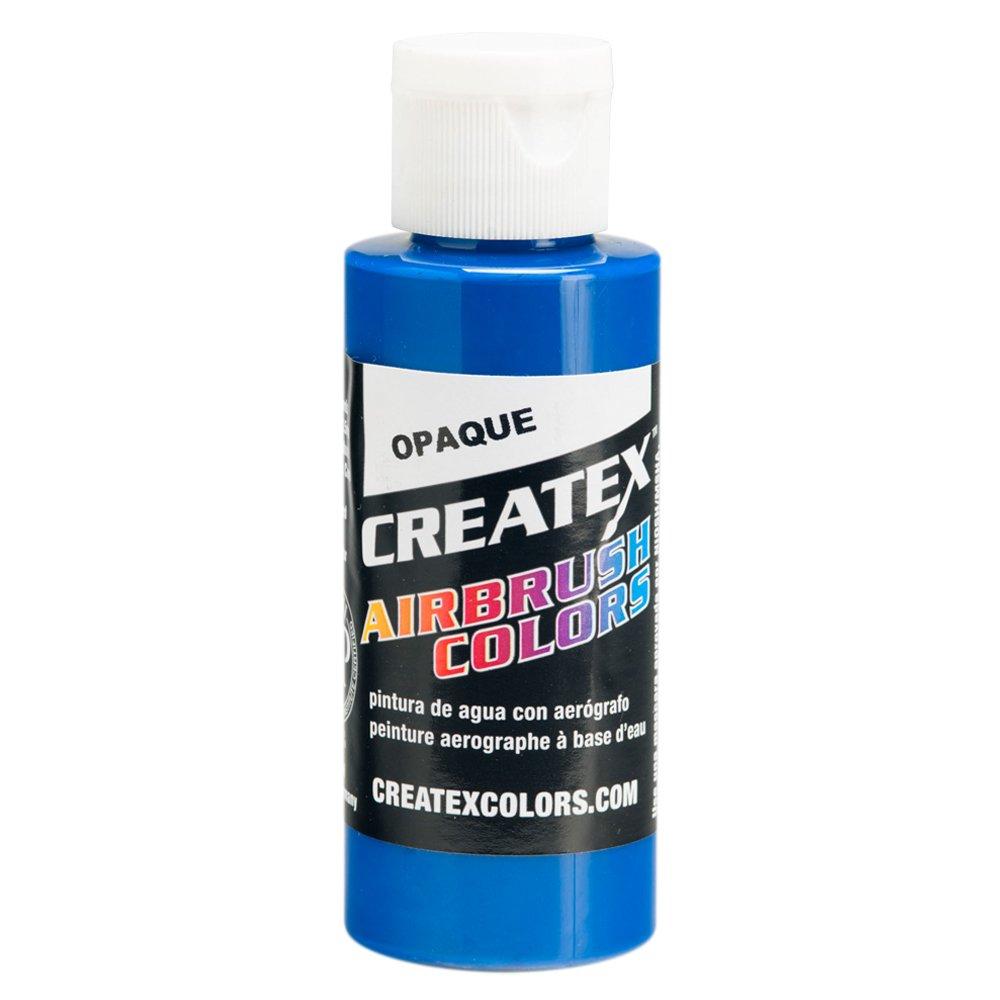 1 Gal. of Createx Opaque Blue #5201 CREATEX AIRBRUSH COLORS Hobby Craft Art PAINT