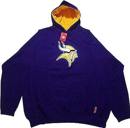 buy online e7764 ef0a9 VF Minnesota Vikings Hoodie Sweatshirt Big and Tall Sizes