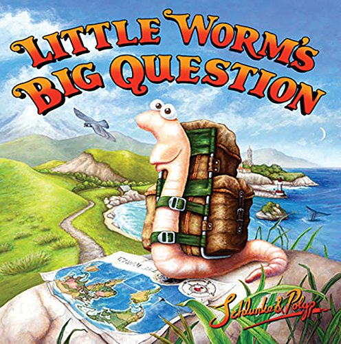 Image of Little Worm's Big Question