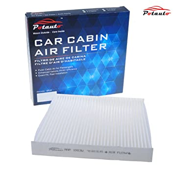 POTAUTO MAP 1003W Cabin Air Filter Replacement Compatible With ACURA, CSX,  ILX, RL