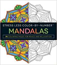 Amazon Stress Less ColorByNumber