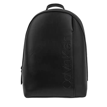 K50k503910 Uni A Unisexe Dos Klein Black Sac Logo Calvin Elevated Z4RqwnH