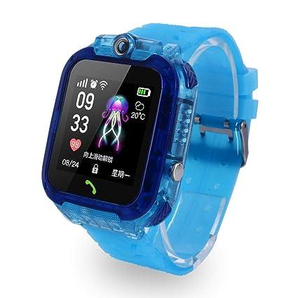 Haihuic Niños Smartwatch Phone 2G - GPS Reloj para Niños ...