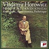 ベートーヴェン:ピアノ・ソナタ「月光」「悲愴」「熱情」他