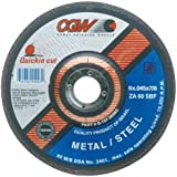SEPTLS42145007 - Cgw abrasives Quickie Cut Extra Thin Cut-Off Wheels - 45007 by CGW Abrasives