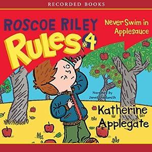 Roscoe Riley Rules Audiobook