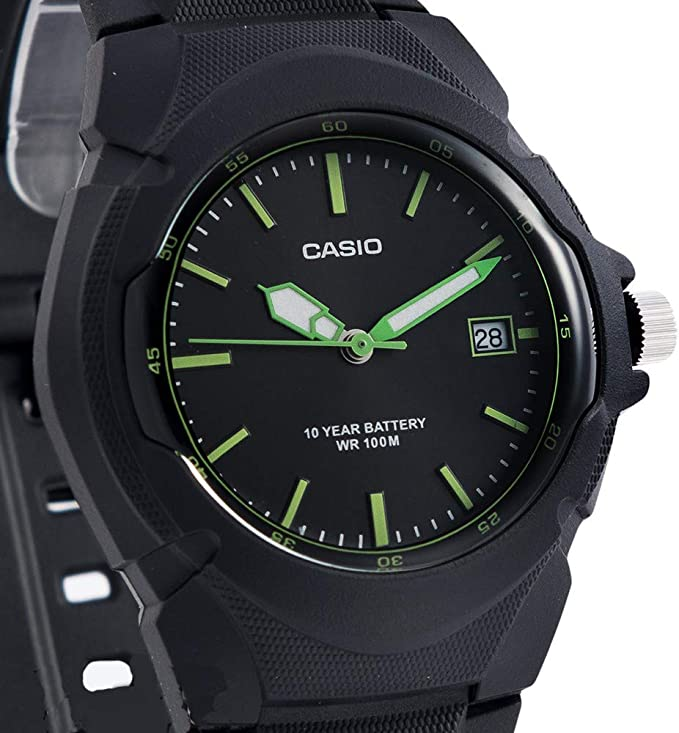 Casio Montre LX 610 1AVEF: : Montres  siofs