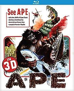 Ape 3-D Aka A*P*E [Blu-ray] from Kino Lorber