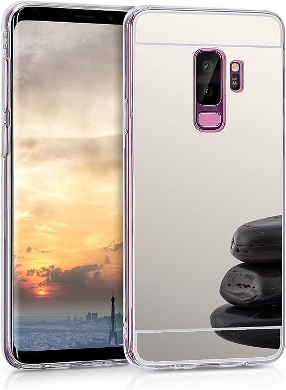 kwmobile Funda compatible con Samsung Galaxy S9 Plus: Amazon.es ...