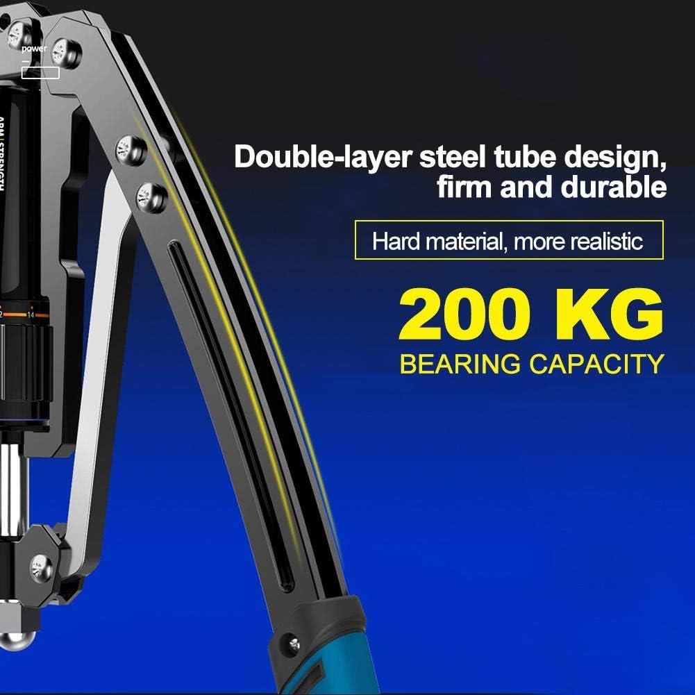Biegehantel Fitnessger/äte-Armkraft-Brust Expander Muskeltraining Fitnessger/äTe Home 10-120 Kg chinejaper Power Twister