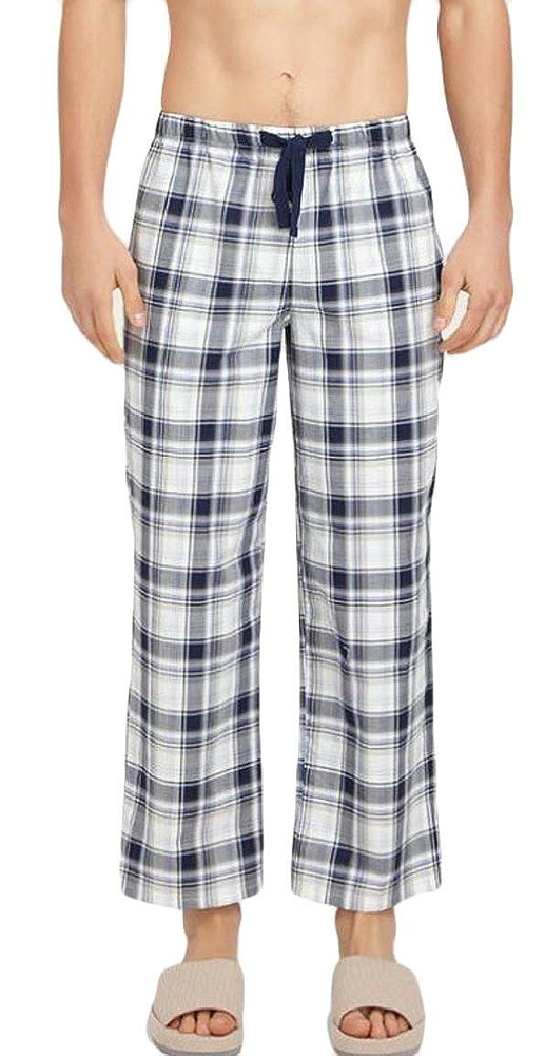 RRINSINS Mens Pajama Pants Comfortable Lounge Pants